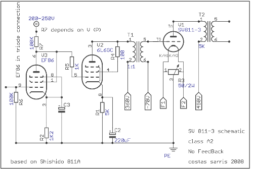 Revelation Guitars together with 331074867167 besides Hi Fi Schematics furthermore 811a Single Ended Triode Power together with 4037519369. on vacuum tube guitar