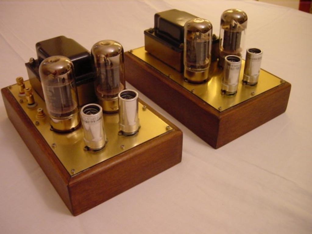 push pull 6550 audio tube amp