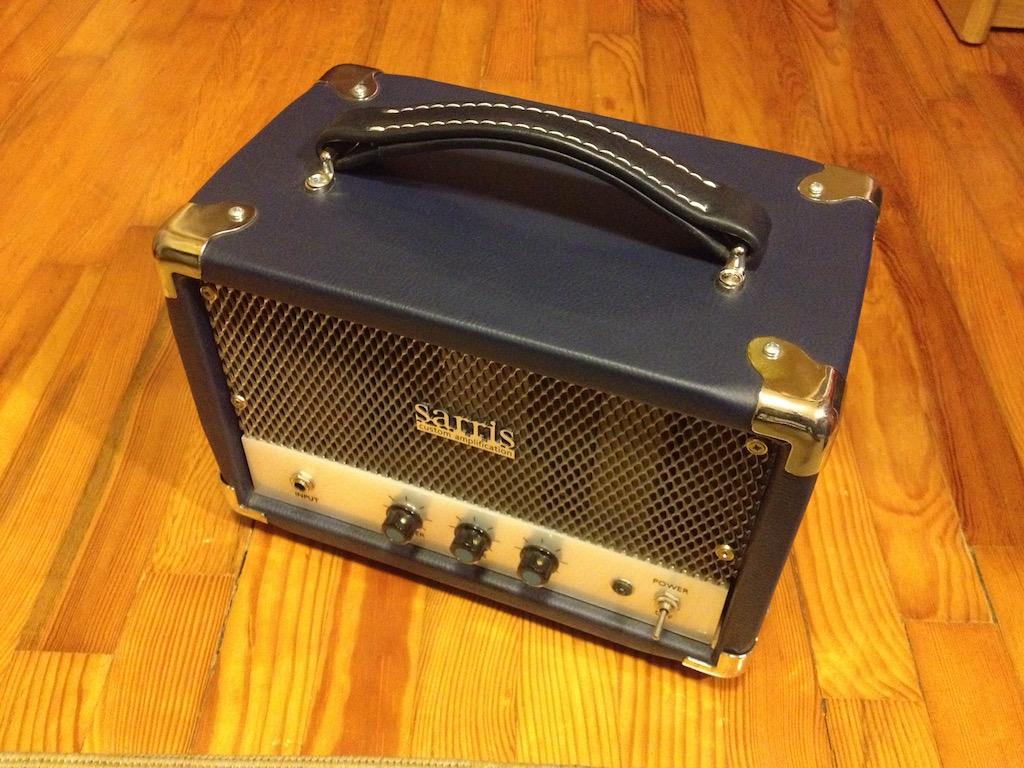 6L6 single end head amp