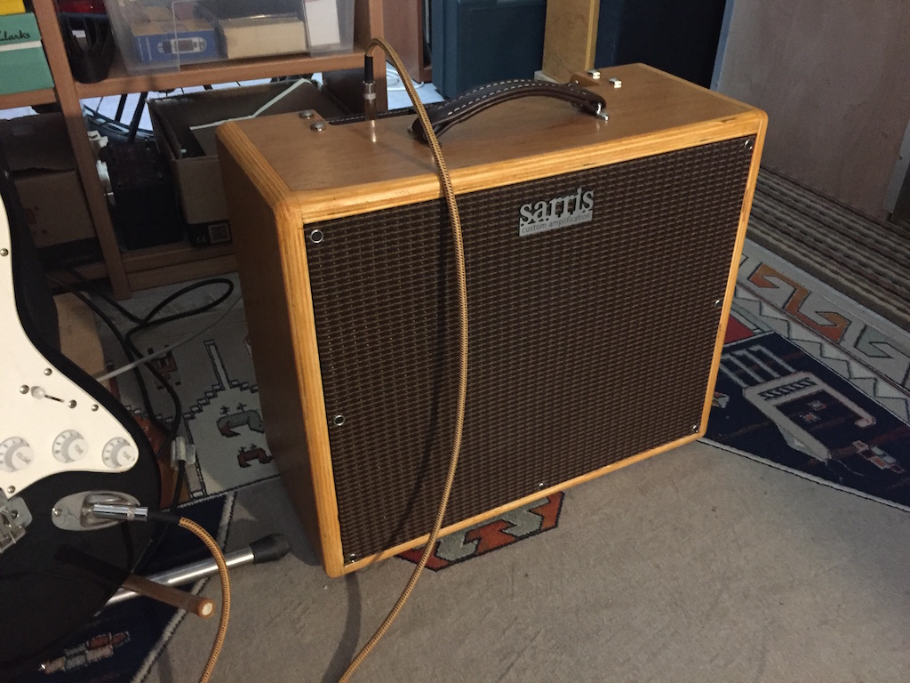 MENHiR one twelve combo amp