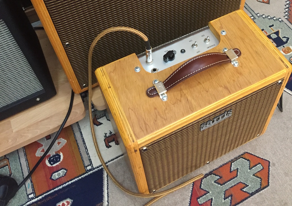 big fish 6V6 guitar amp