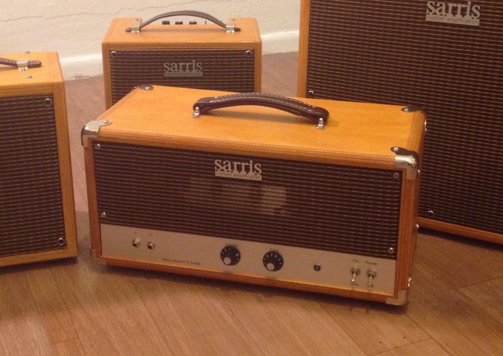 MENHiR head guitar amp