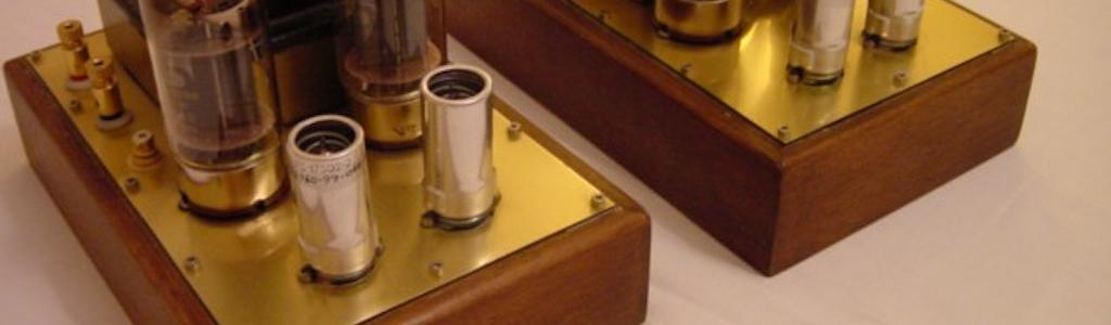 push pull 6550 audio tube amp
