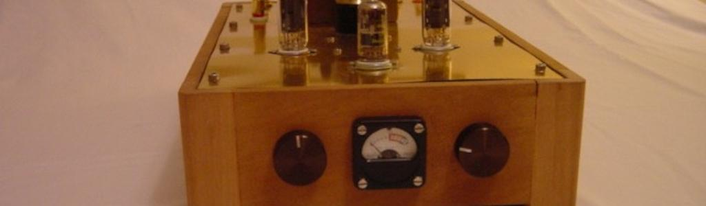 EL84 single ended tube amp