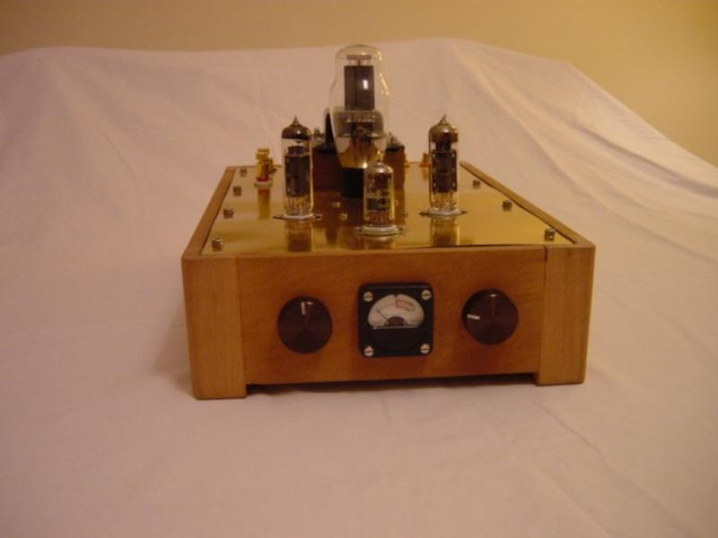se el84 tube amp