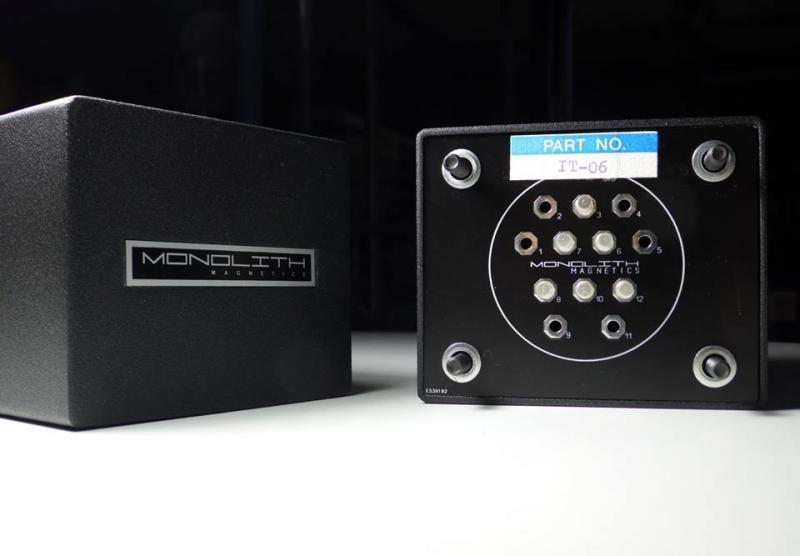 interstage audio transformers