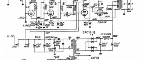 El34 push pull schematic 4