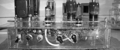 crystal set amp
