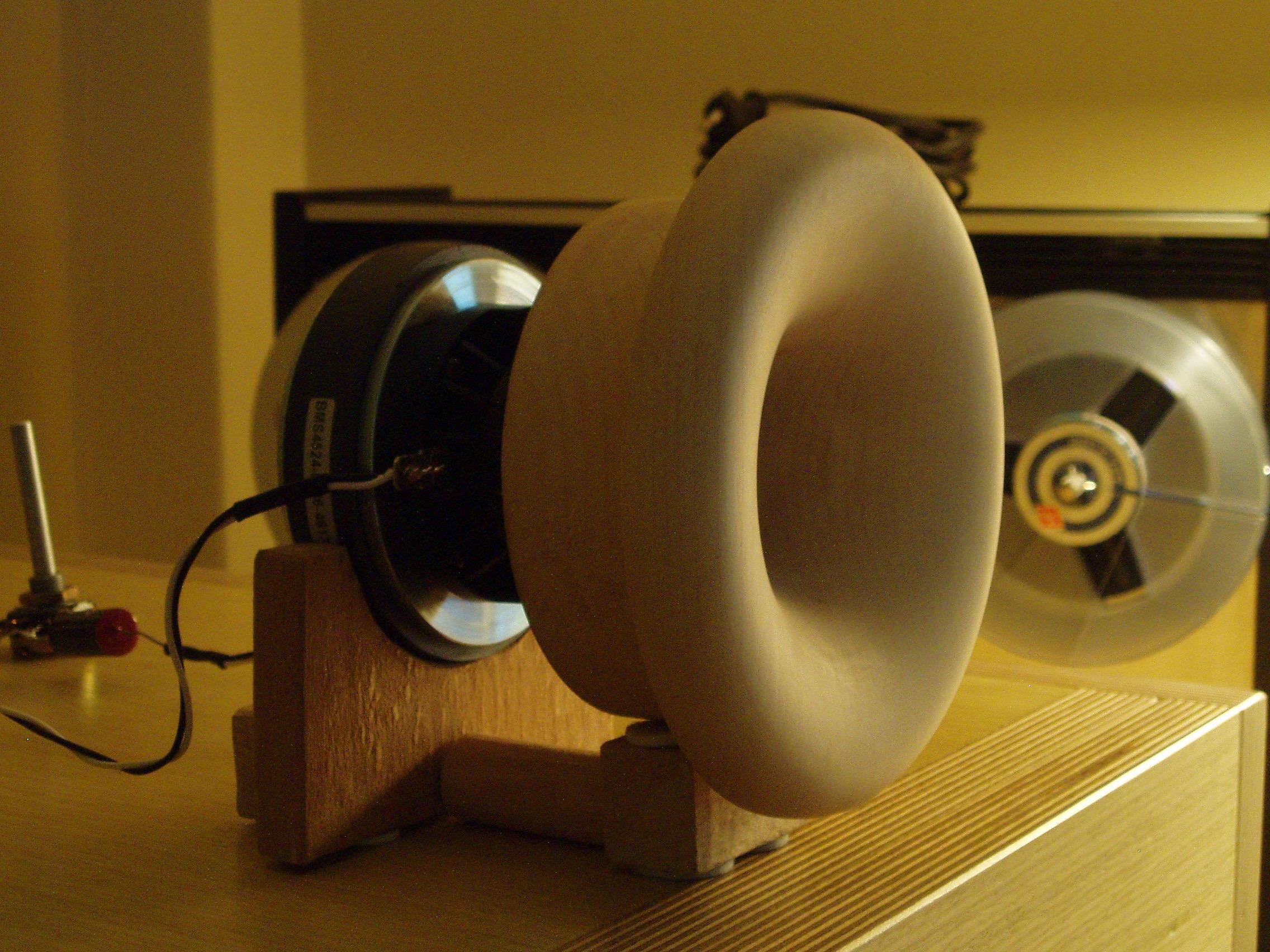 Tractrix | Sarris Custom Tube Amps